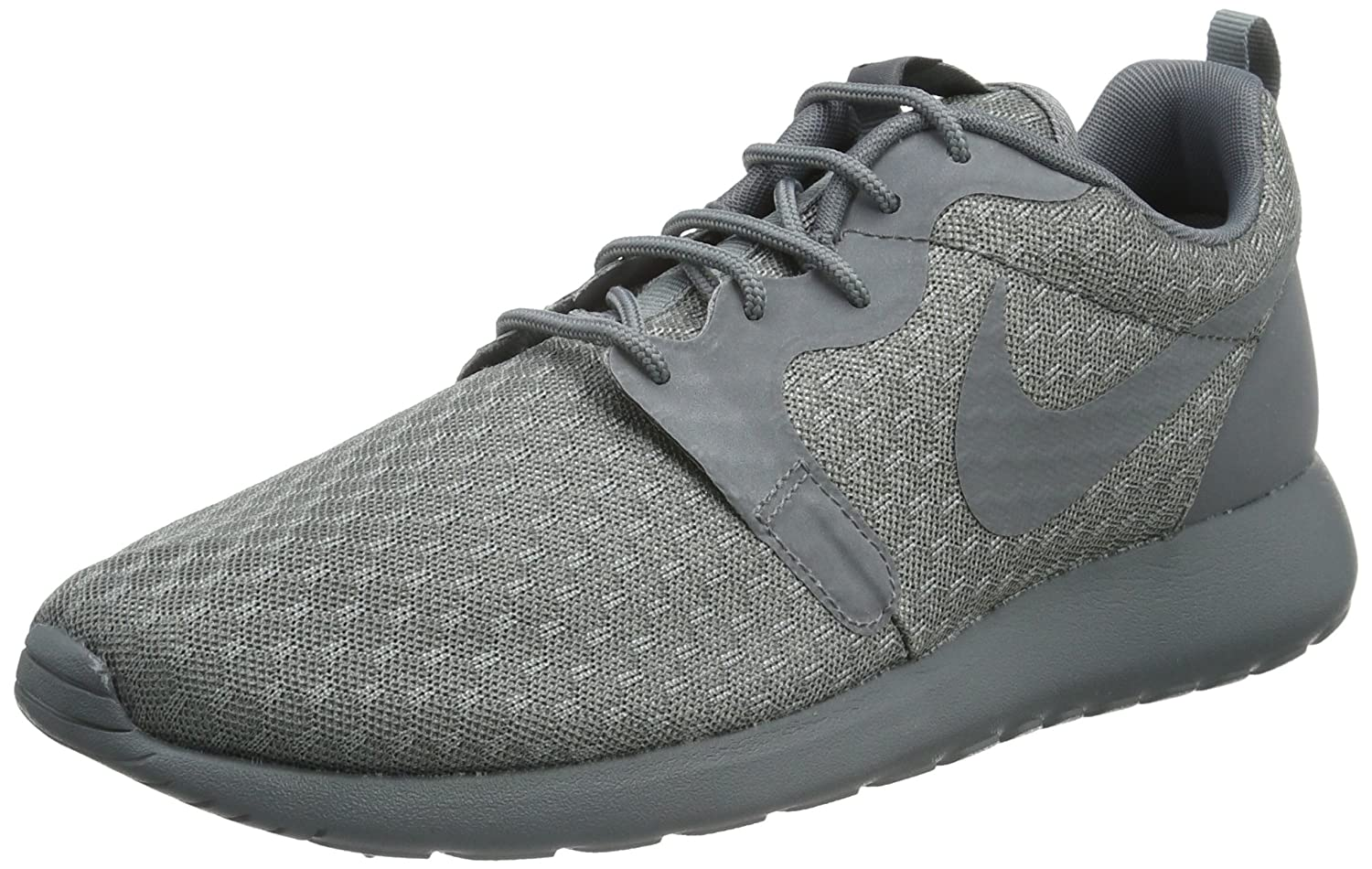 on sale 4f0e3 33c39 Amazon.com   Nike Men s Roshe One Hyp Running Shoe (12 D(M) US, Cool  Grey Cool Grey Black)   Running