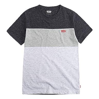 b3b7d189d8 Amazon.com  Levi s Boys  Basic T-Shirt  Clothing