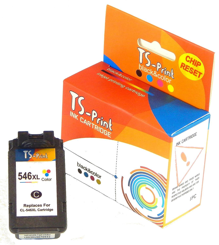 TS-Print Cartucho de Tinta PG-545XL Negro Compatible Canon PIXMA ...