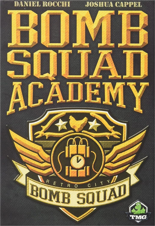 Tasty Minstrel Games Bomb Squad Academy: Amazon.es: Juguetes y juegos