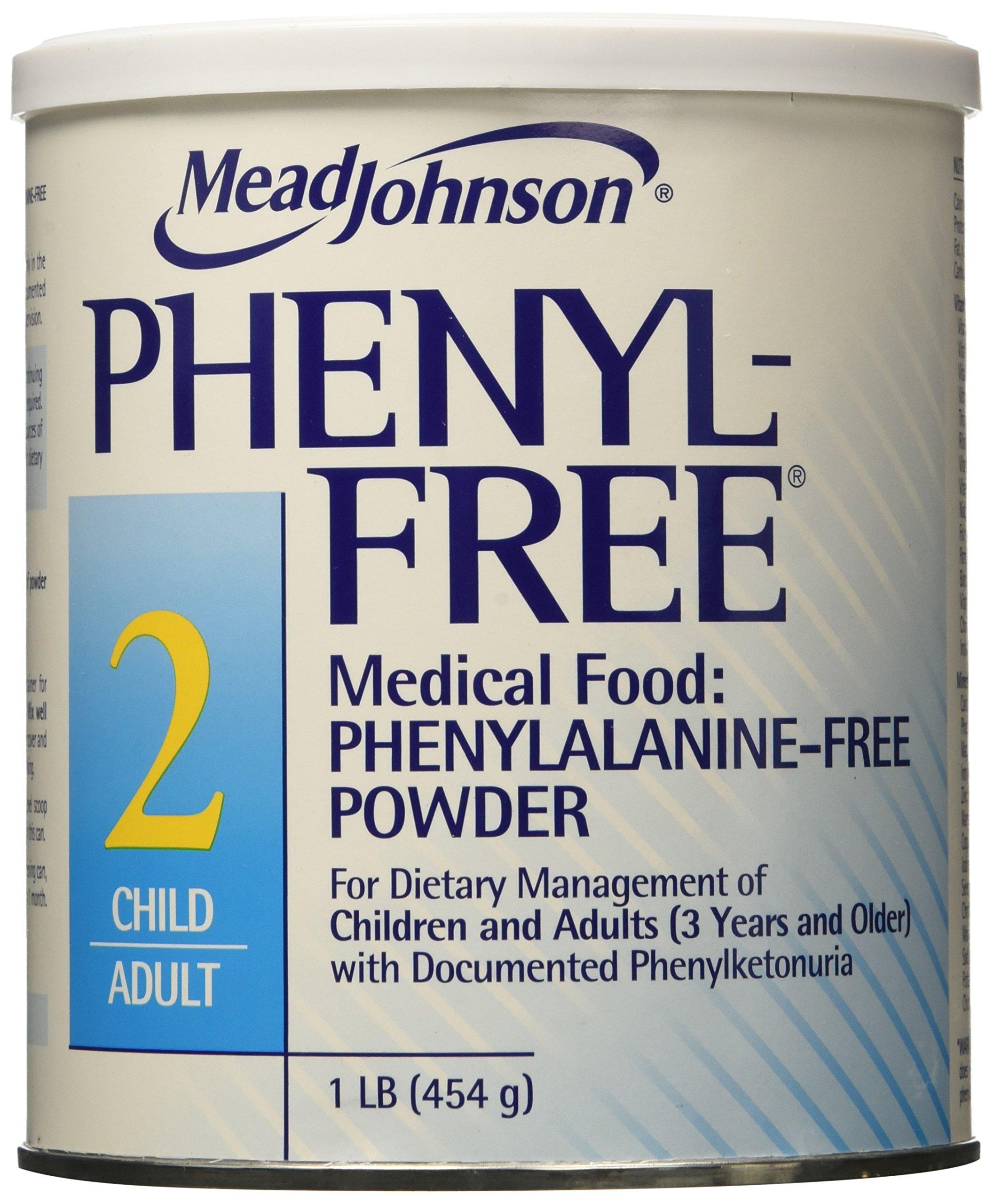 PHENYL-FREE 2 POWDER (6) Size: 1 LB
