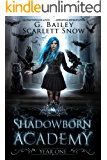 Shadowborn Academy: Year One (Dark Fae Academy Series Book 1)