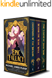 Epic Fallacy 1-3: Contains Champions of the Dragon, Beyond the Wide Wall, The Legend of Drak'Noir