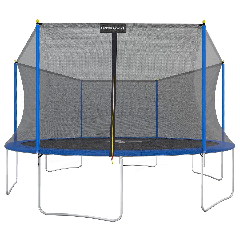 Znalezione obrazy dla zapytania trampoline 460 ultrasport