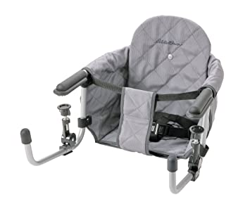 Eddie Bauer Portable Hook On Chair in Grey (Discontinued by Manufacturer)  sc 1 st  Amazon.com : hook on table chair - Cheerinfomania.Com