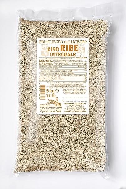 Arroz RIBE - 1 kg - en la bolsa de celofán con atmósfera ...