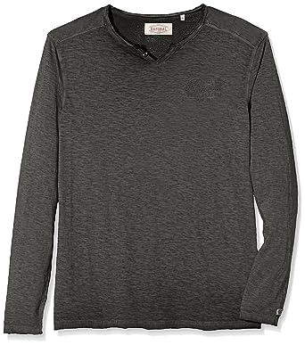 63cdfd0ac Kaporal - KINGE16M12 - T-Shirt - Homme