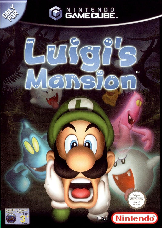 LUIGIS MANSION: Amazon.es: Videojuegos