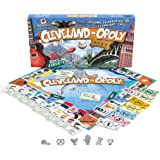 Cleveland-opoly - City in a Box Board Game
