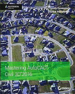 Amazon com: Mastering AutoCAD Civil 3D 2014: Autodesk Official Press