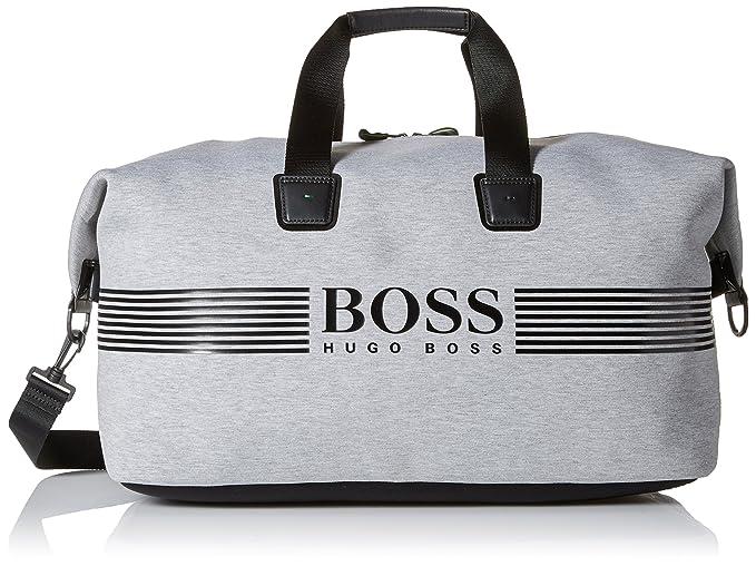 Amazon.com: boss green Men s Pixel jersey Holdall bolsa de ...