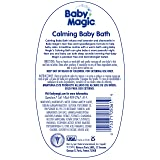 Baby Magic Calming Baby Bath, Lavender and