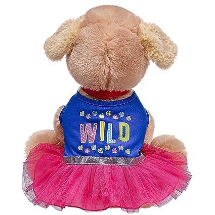 Build A Bear Workshop Promise Pets Donut Dress