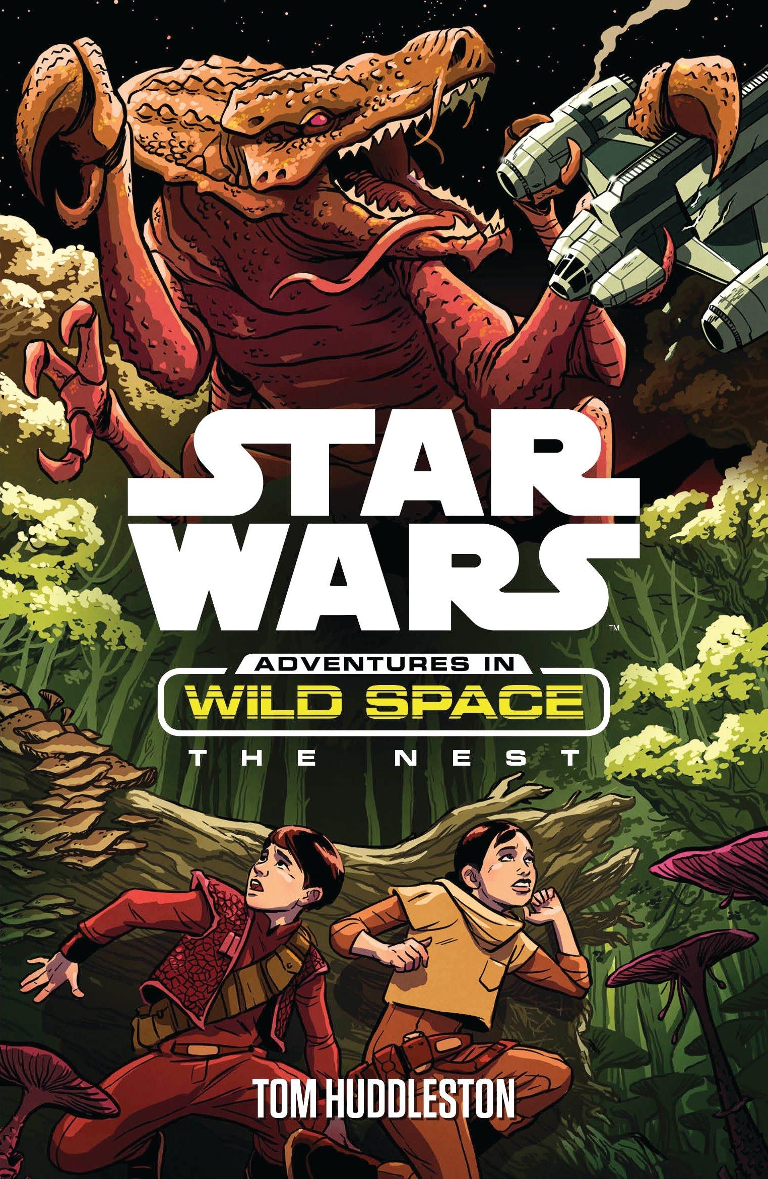 Download Star Wars: Adventures in Wild Space: The Nest PDF