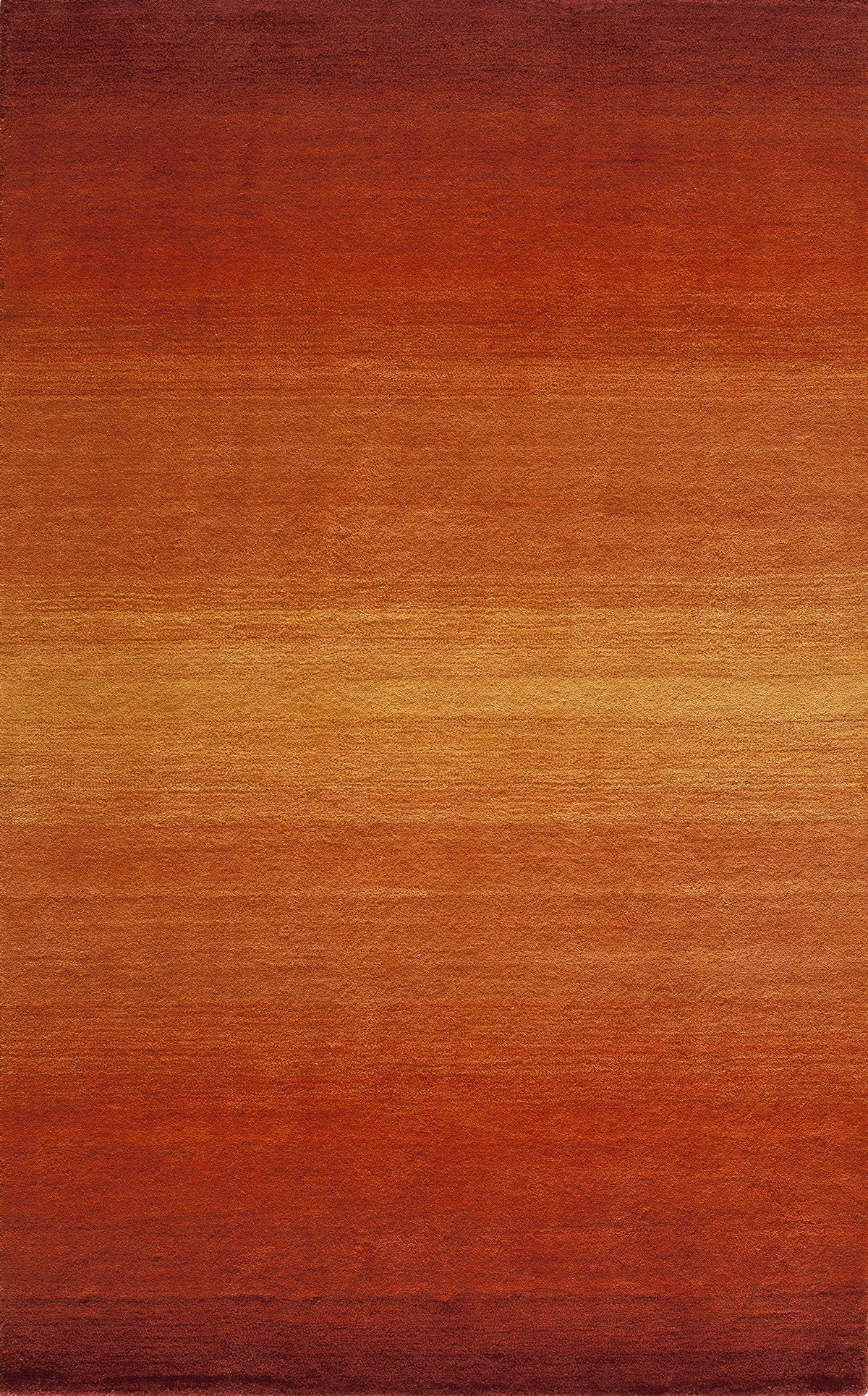 Momeni Rugs METROMT-12PAP2339 Metro Collection, 100% Wool Hand Loomed Contemporary Area Rug, 2'3'' x 3'9'', Paprika
