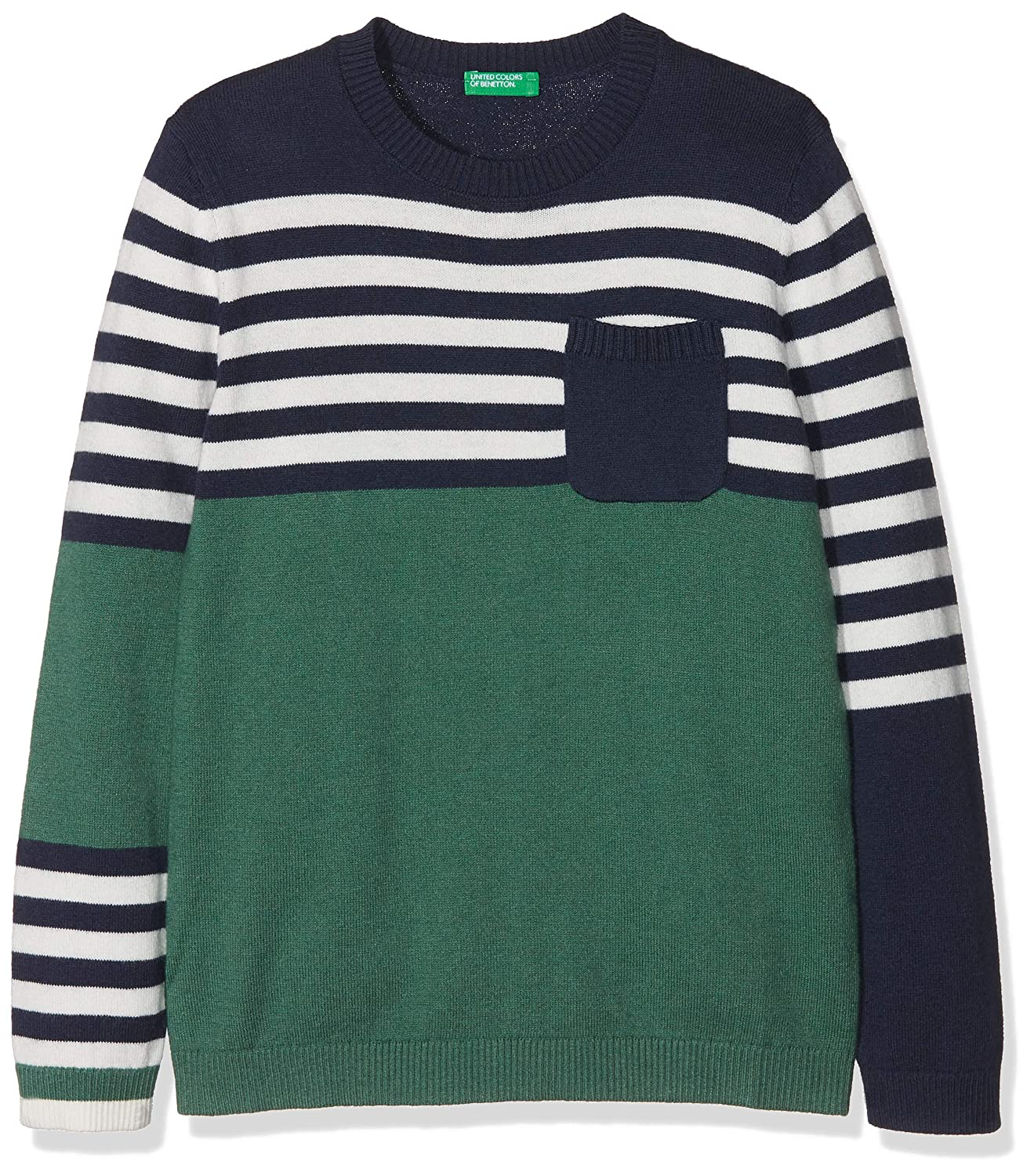 United Colors of Benetton Sweater L/S, Sudadera para Niños: Amazon.es: Ropa y accesorios
