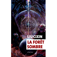 La forêt sombre (EXOFICTIONS) (French Edition) book cover