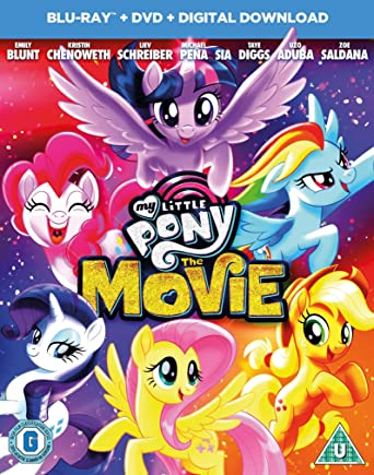 My Little Pony Triple Play Blu Ray