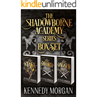 Shadowborne Academy Boxed Set
