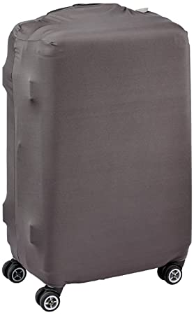 Samsonite Suitcase Cover L Funda para Mochila, Color Gris Oscuro: Amazon.es: Deportes y aire libre