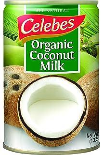 Bioasia Leche de Coco Orgánica, Contenido de Grasa 18% - 12 ...