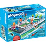 Playmobil Barco Vistas Fondo Marino con Motor Submarino única 9233