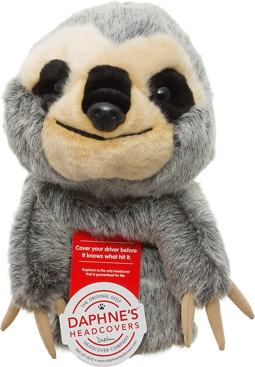 Daphne's Headcovers Sloth Golf Headcover : Sports & Outdoors