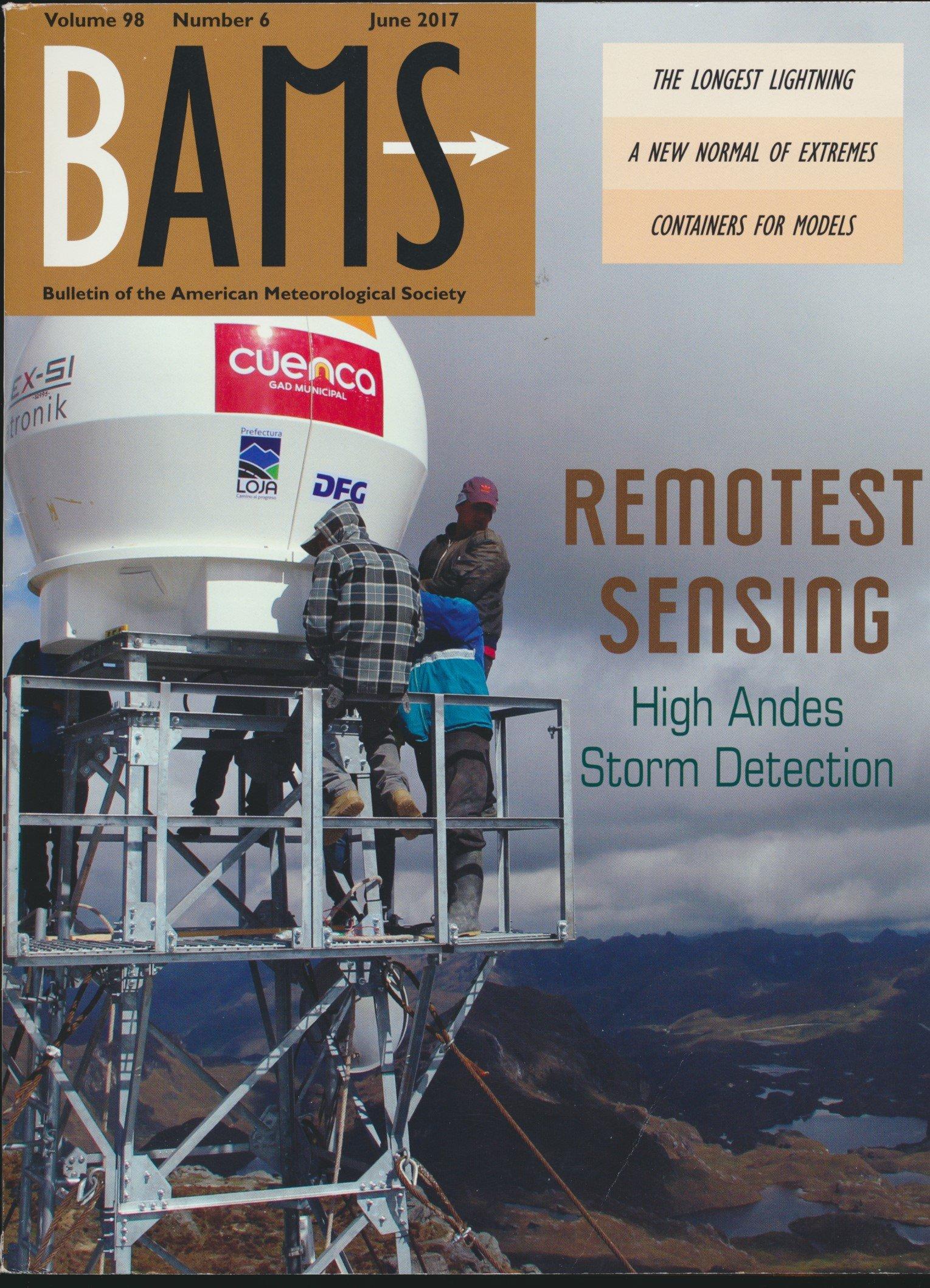 BAMS : Mapping Rainfall Feedback to Reveal Biological Aerosols