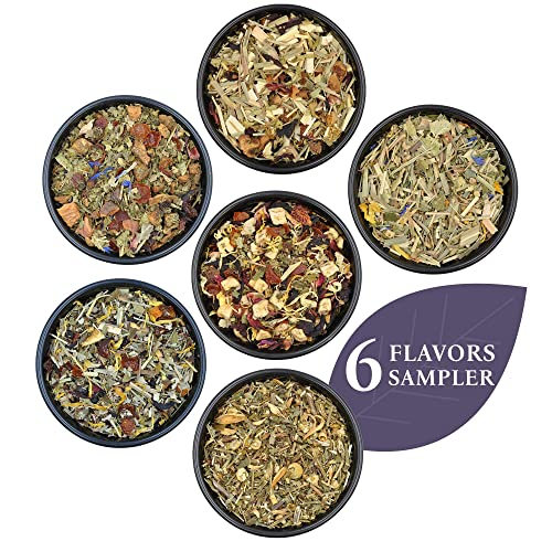 Prime Tea Herbal Tea Samplers