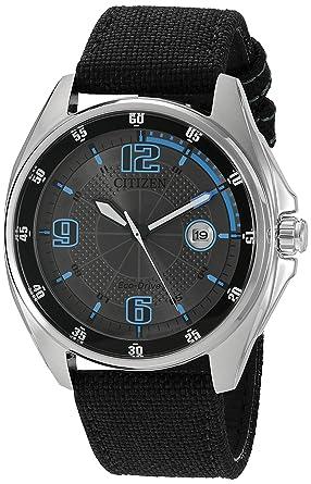 82b93ec07 Image Unavailable. Image not available for. Color: Citizen Men's 'Drive' Quartz  Stainless Steel Casual Watch ...