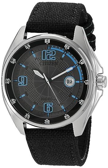 b842842e8bf20 Citizen Men s AW1510-03H Drive Analog Display Japanese Quartz Black Watch   Amazon.ca  Watches