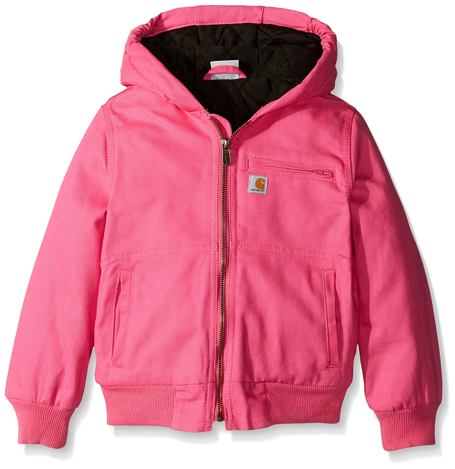 Carhartt Big Girls' Wildwood Jacket Quilt Carhartt Girls 7-16 CP9499