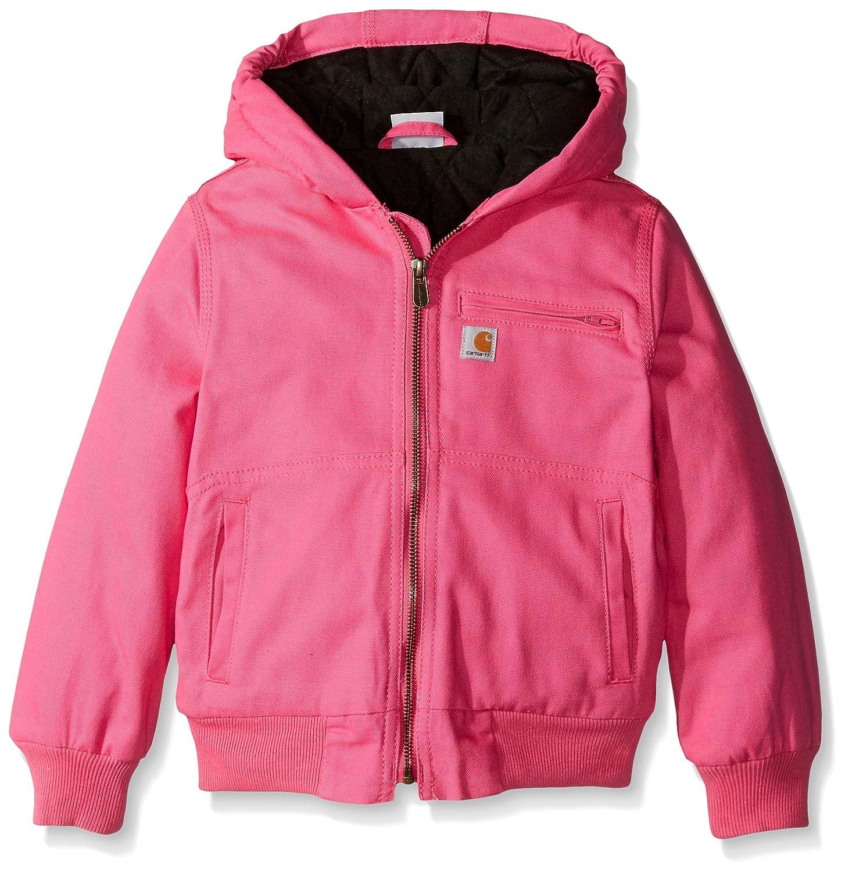 Carhartt Big Girls' Wildwood Jacket Quilt Carhartt Girls 7-16 CP9499