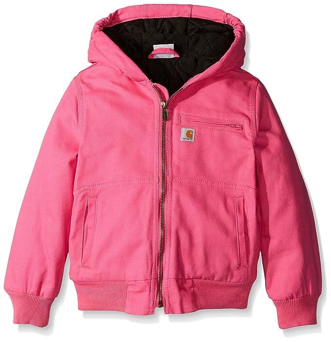 9dc4ff539d1 Carhartt Big Girls  Wildwood Jacket Quilt Lined
