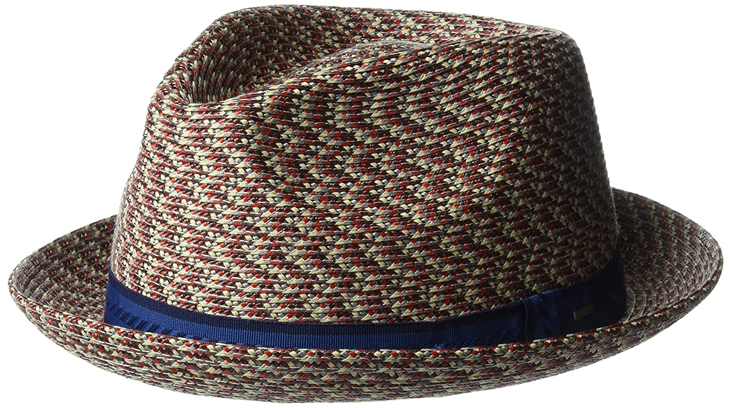 Bailey of Hollywood Mens Standard Mannes Braided Fedora Trilby Hat 81690
