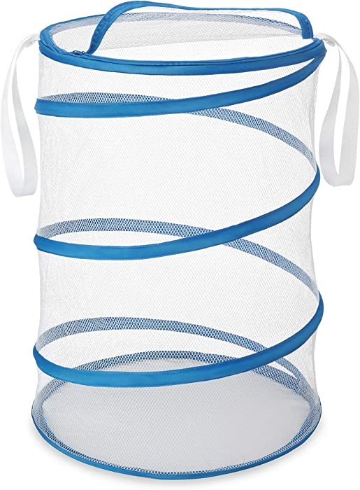 Top 9 Laundry Hamper Zipper Lid