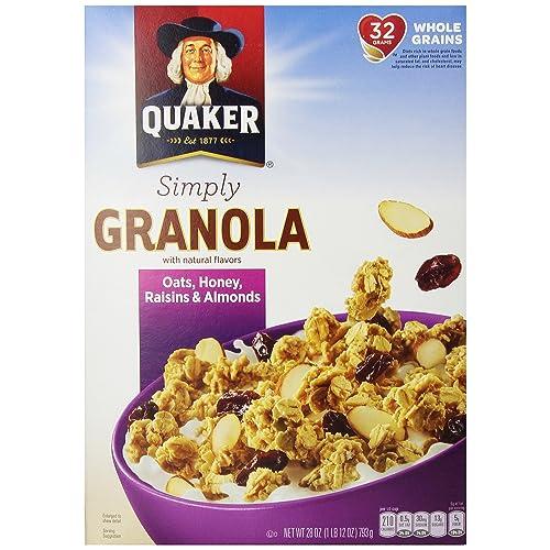 Quaker Cereal: Amazon.com