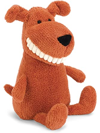 Jellycat Toothy Mutt, Large - 14