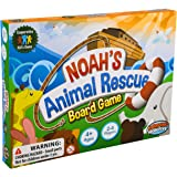 Noah's Animal Rescue! #1 Cooperative Game for Kids – Noah's Ark Learning Board Game for Children Ages 4 to 8 - Easy to Learn