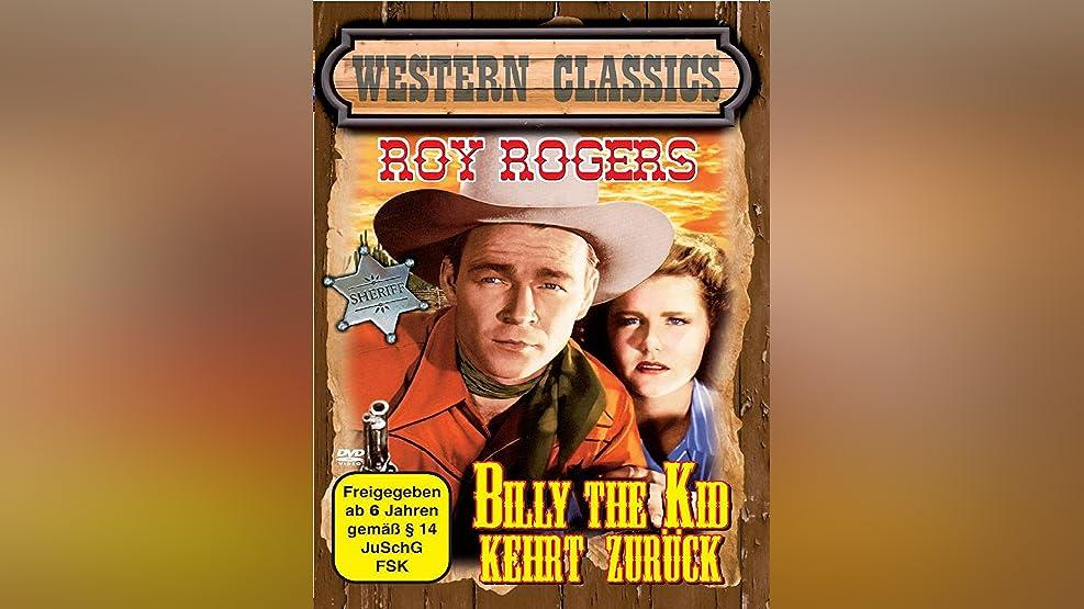 Billy the Kid kehrt zurück - Roy Rogers