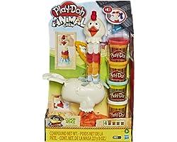 Brinquedo Play-Doh Galinha Penosa - E6647 - Hasbro