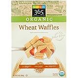 365 Everyday Value, Organic Wheat Waffles, 13 oz