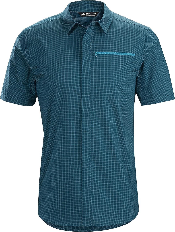 Odyssea XXL Arc'teryx Herren Kaslo Shirt Ss Hemd