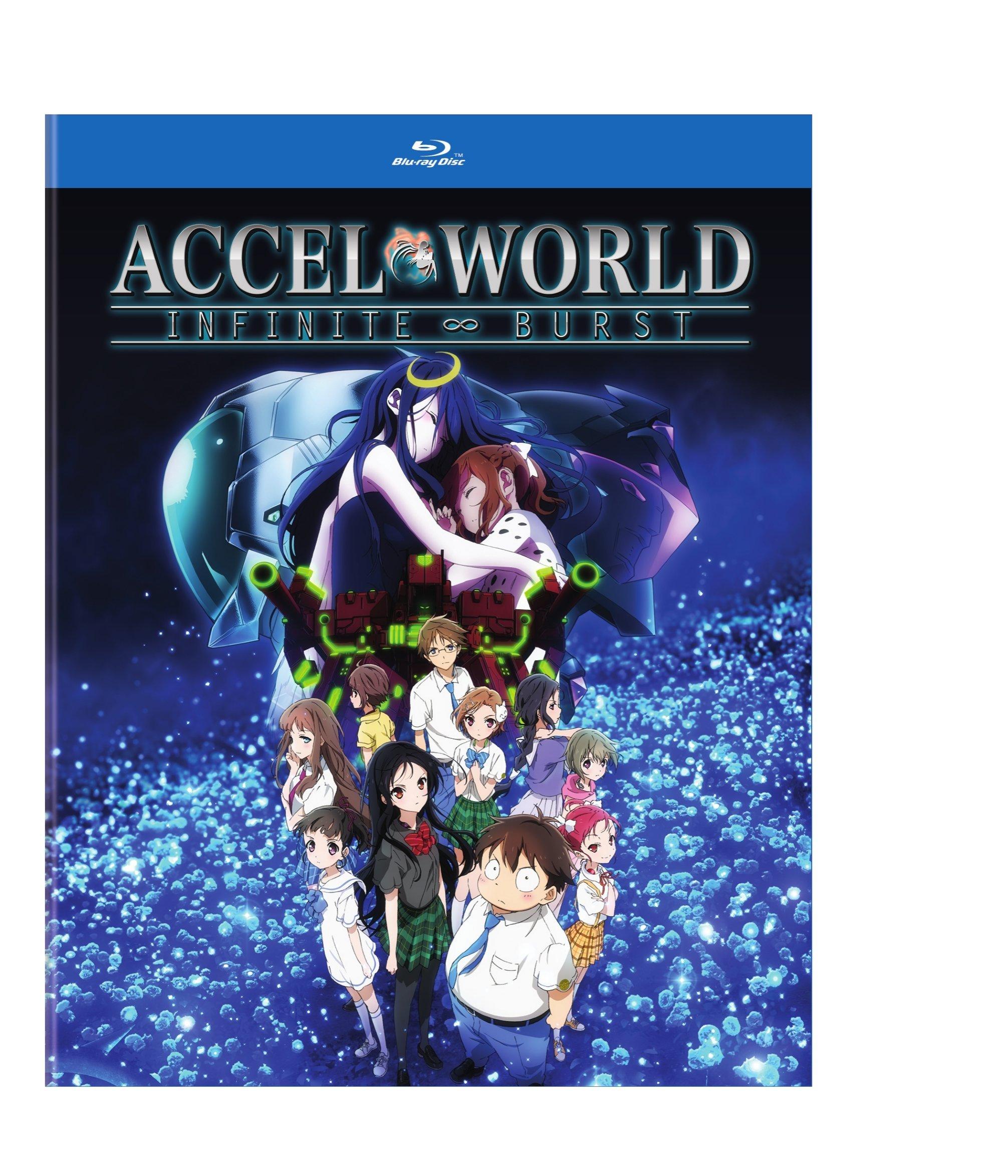 Blu-ray : Accel World: Infinite Burst (Blu-ray)