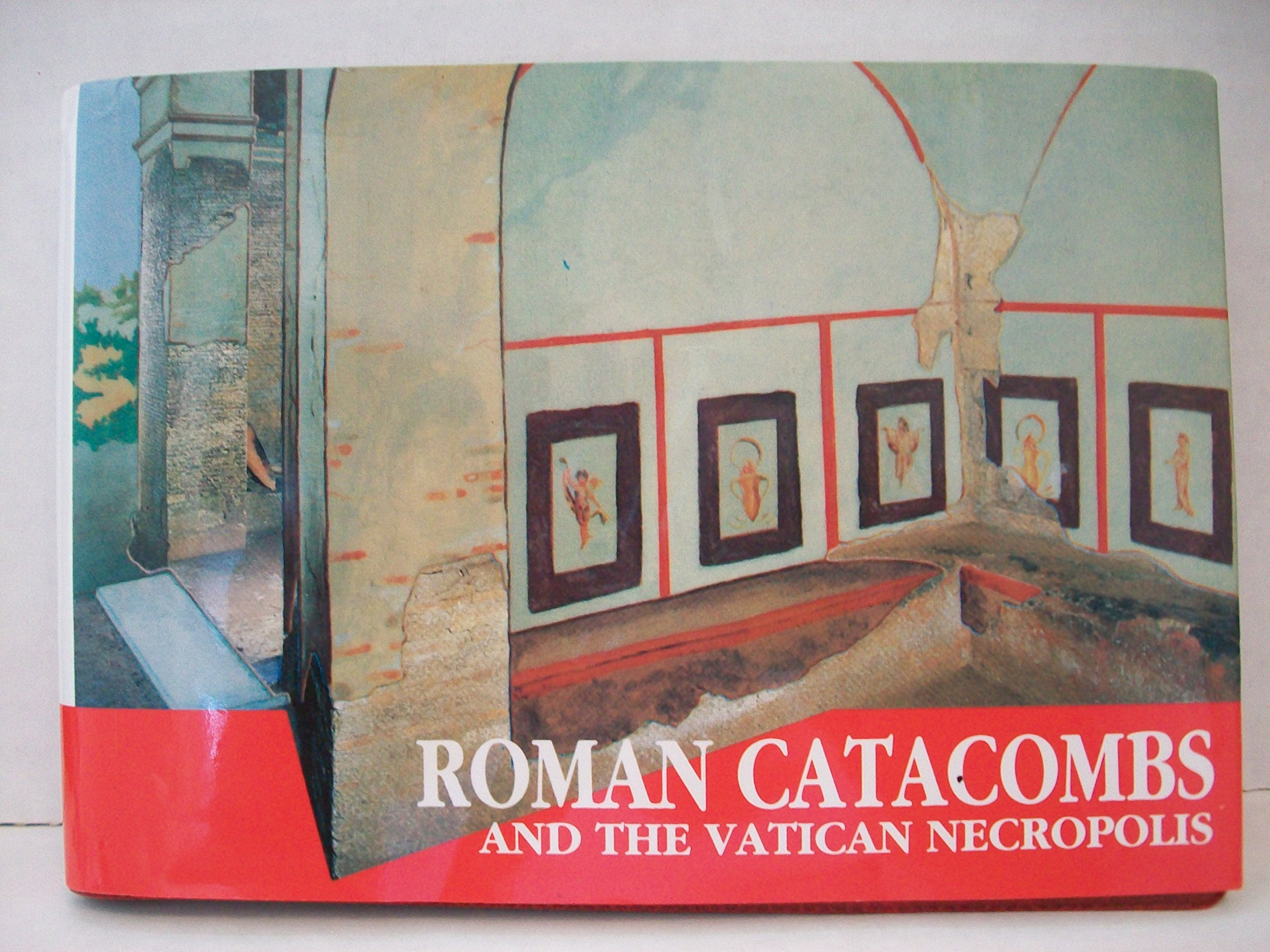 Roman catacombs and the vatican necropolis: A Guide with Reconstructions Past & Present S.: Amazon.es: Pergola, Philippe: Libros en idiomas extranjeros