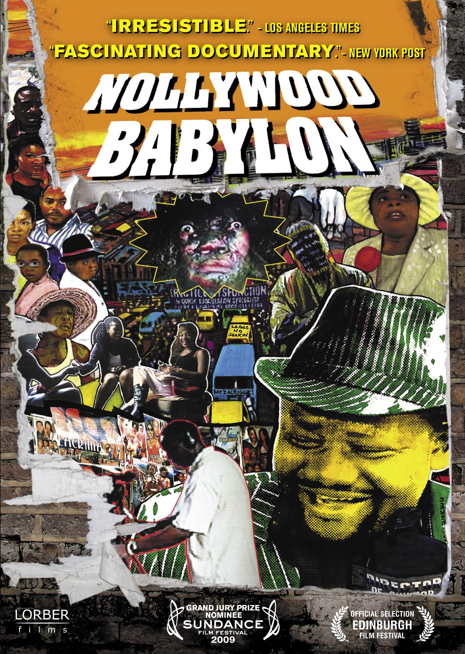 DVD : Helen Ukpabio - Nollywood Babylon (DVD)