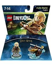 Warner Bros. Interactive Spain (VG) Lego Dimensions - El Señor De Los Anillos, Legolas