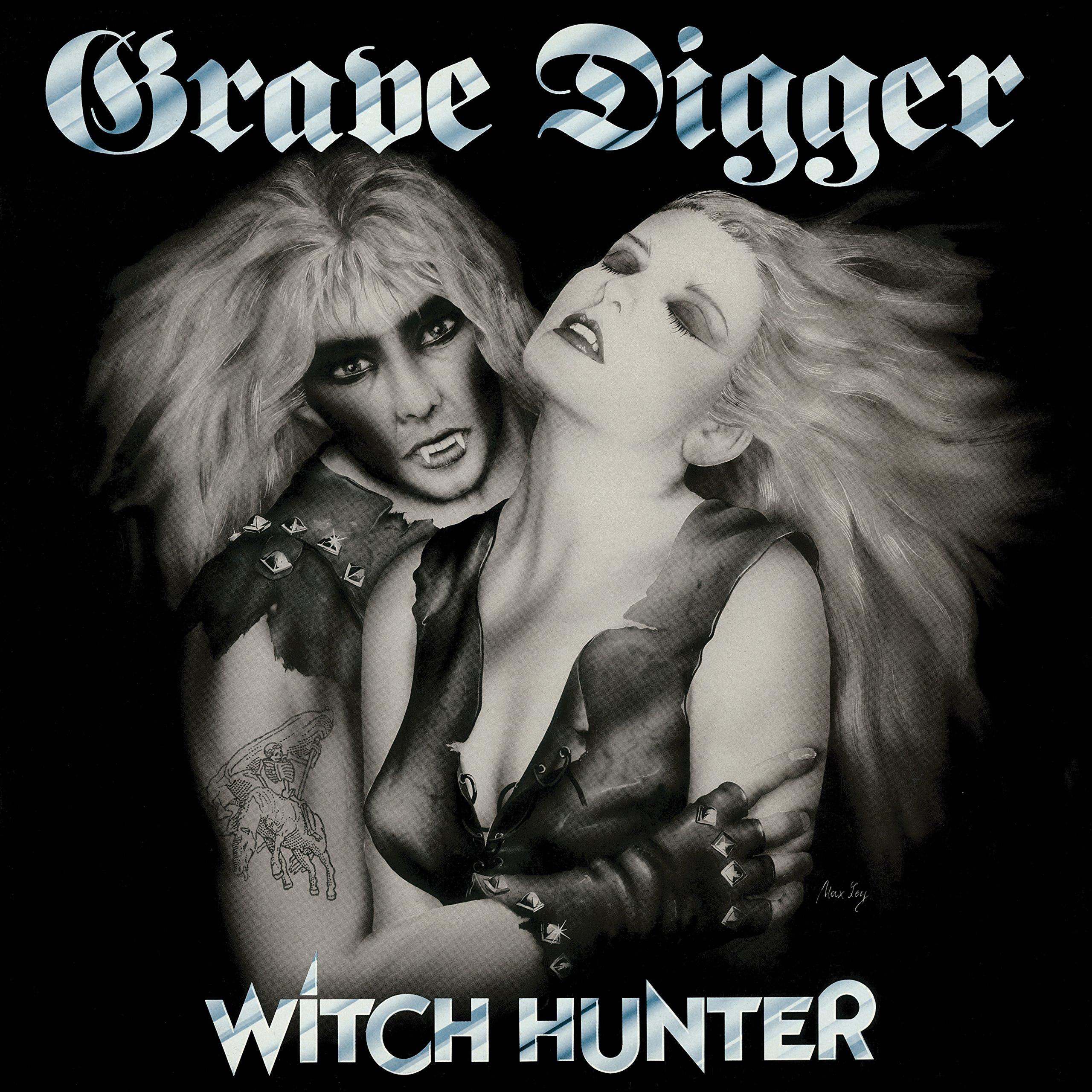 Vinilo : Grave Digger - Witch Hunter (LP Vinyl)