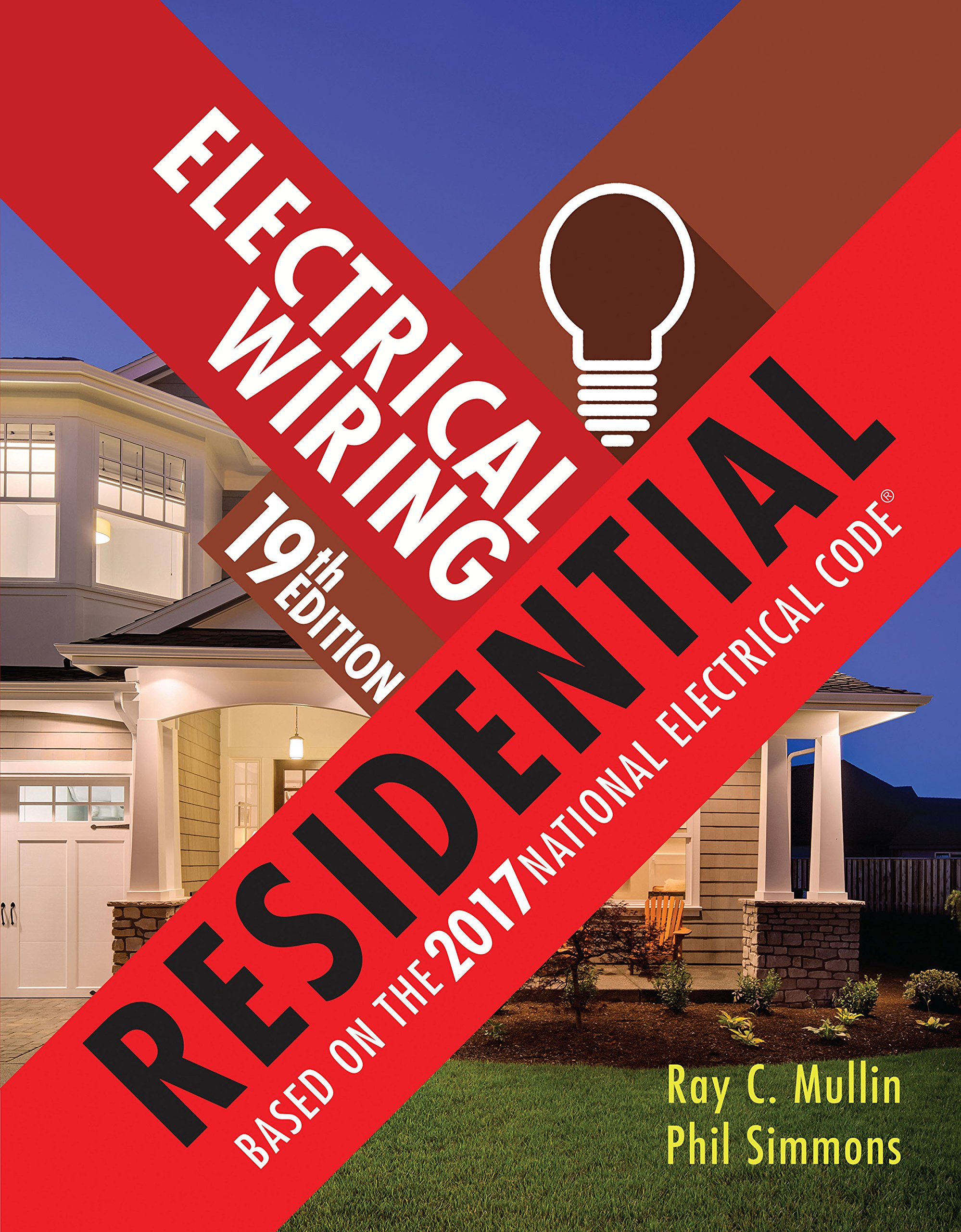 electrical wiring residential, mullin, ray c., simmons, phil, ebook -  amazon.com  amazon.com