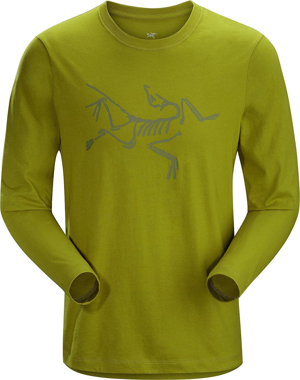 Arcteryx Herren Langarmshirt oliv XL